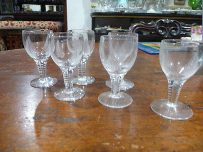 stuart crystal woodchester liquor glasses