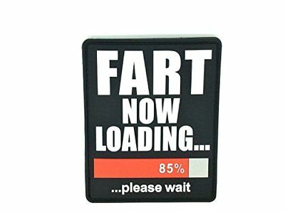 Fart Now Loading PVC Grande Airsoft Patch