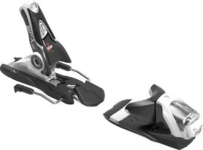 Look SPX 12 Ski Bindings 100mm Black/White