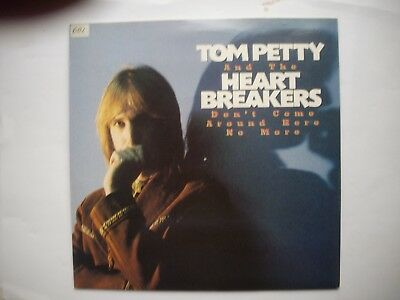 tom petty, don't come around here no more, 7 inch, AS NEW, mca 926, 1984
