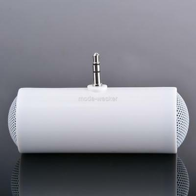 3.5mm Mini Portable Stereo Speaker iPhone MP3 Player Music New Sound Super ##
