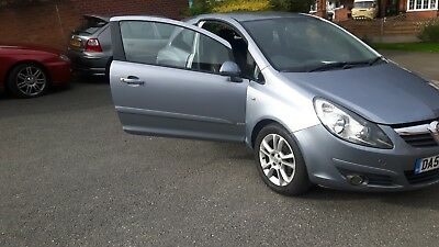 2007 vauxhall corsa sxi brand new head gasket and timing chain
