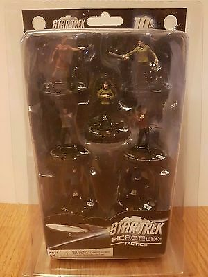 Heroclix Star Trek Tactics - 6 figure Set