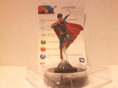 Heroclix Superman Man of Steel #100 Marquee Figure