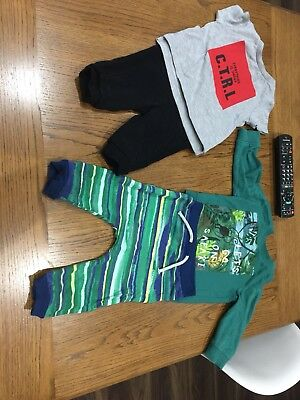Baby Boy 3-6 Month River Island And Next Bundle