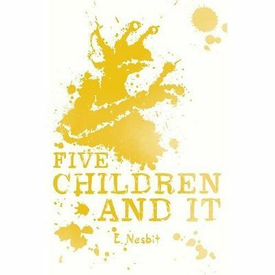 Five Children and It by E. Nesbit (Paperback, 2014)-9781407145419-G002