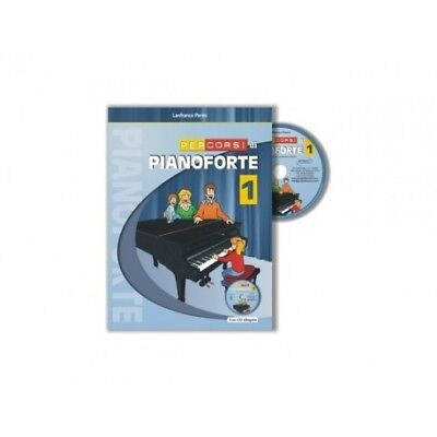 PERCORSI di Pianoforte Vol 1 di Lanfranco Perini con CD