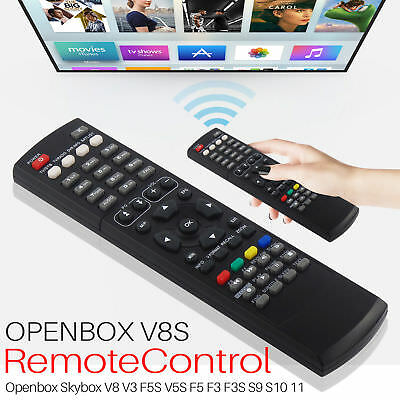 Openbox Remote Control Unit Replacement For Skybox F5S FTA Satellite Receiver