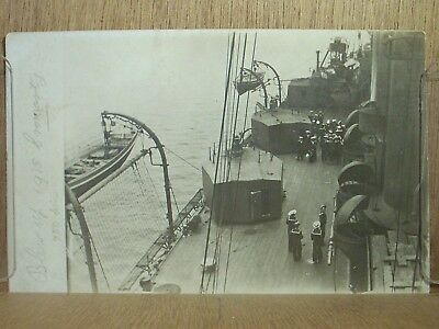postcard h. m s natel sunk by internal explosion 30 dec 1915. 390 to 421 died.