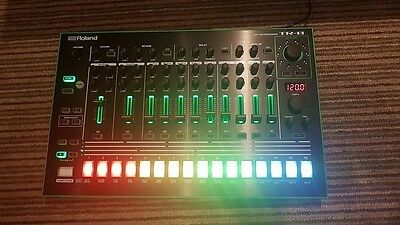 Barely Used Roland TR8 Drum Machine - Original Packaging