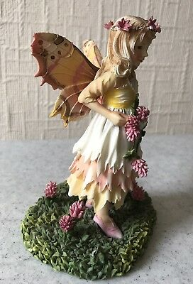 The Charm Gatherer By Christine Haworth Fairy Figure Ornament