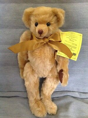 Hector Dean's membership bear for 1994 bear number 1323