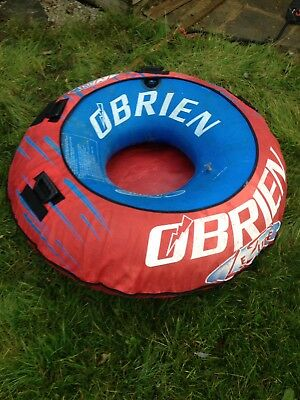 O'brien Tube Ringo and tow rope cash on collection only