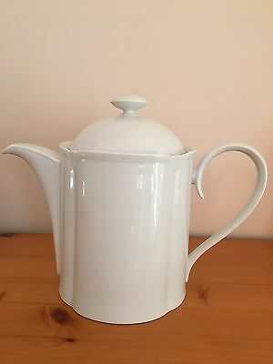White China Teapot, Stamford range from Marks and Spencer