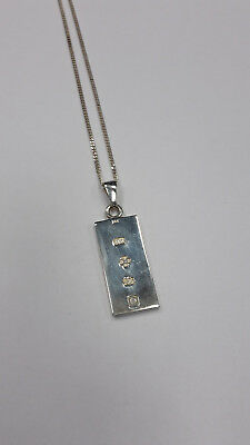 Hallmark Millenium 2000 Pendant (without Chain) Sterling Silver