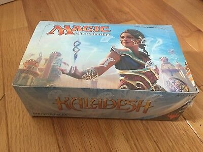 MTG Magic The Gathering Kaledesh Booster Box Unopened ($0.99 no reserve!)