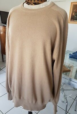 pull homme Eric Bompard  Cachemire