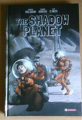 The Shadow Planet - Versione Cartonata ★Saldapress ★Pagliarani, Barbieri,d'amic0