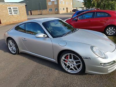 Porsche Carrera 911 997 C2S Manual 3.8  85k FSH FULL MOT WARRANTY NO SWAP SWOP