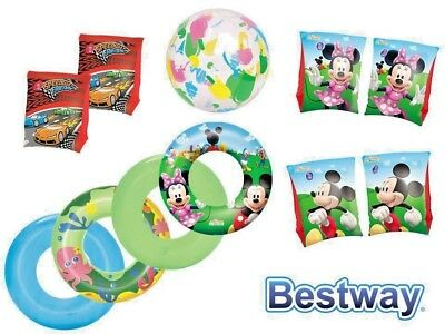 Sea products and swimming pool BESTWAY Mickey and Minnie Mouse branded Ages 3-6