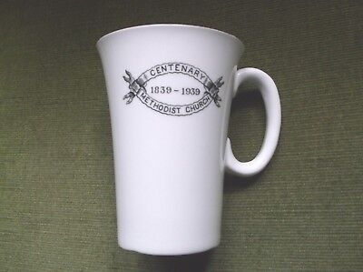 Fine Vintage Commemorative Cup Centenary Methodist Church 1839-1939 By Beresford