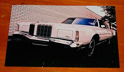 PHOTO 1976 1977 or 1978 CHRYSLER NEW YORKER COUPE IN LACHINE MONTREAL 2006