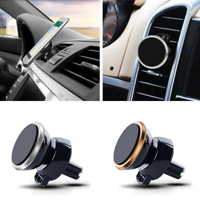Magnetic Car Phone Holder 360 Air Vent Mount for Mobile and GPS