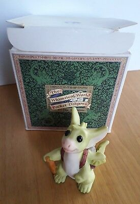 Rare Collectable Pocket Dragon On The Road Again. Boxed. Mint Condition.