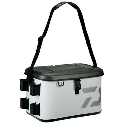NEW Daiwa mobile tackle bag S40 (A) White F/S JAPAN