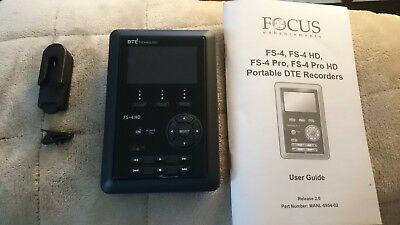 Dte Technology Fs-4Hd Focus