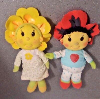 Fifi And The Flowertots Soft Toy X 2