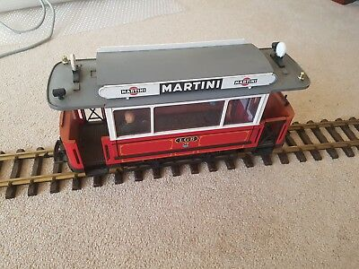 LGB 3500 Street Car Tram  Trailer G Gauge Boxed