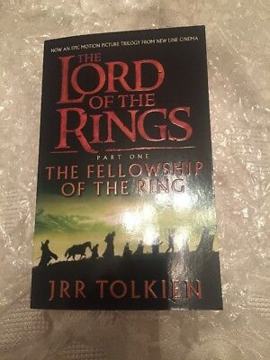The Lord Of The Rings Signed Book