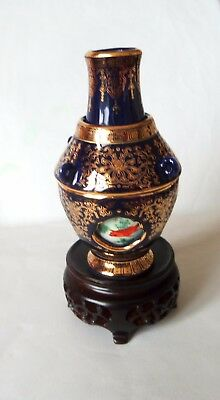 Stunning Miniature Chinese Vase From the National Palace Museum  [Replica]