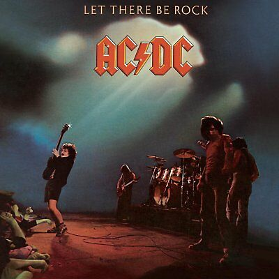 AC/DC - Let There Be Rock 2003 Edition (Line Notes, Remastered) LP Played Once