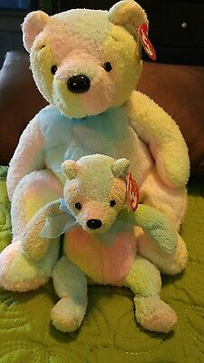 Mellow Beanie Baby and Buddy!