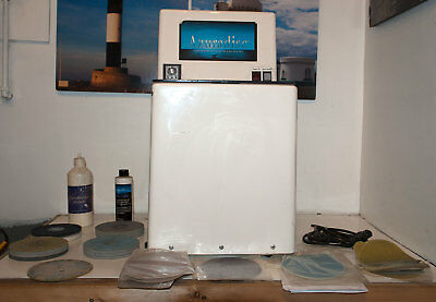Azuradisc 1600 Cd / Dvd Disc Cleaning / Repair System + Accessories Fwo Vgc