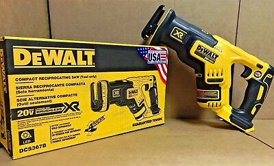 DeWalt DCS367B 20V Max XR Brushless Variable Speed Reciprocating Saw NEW IN BOX!
