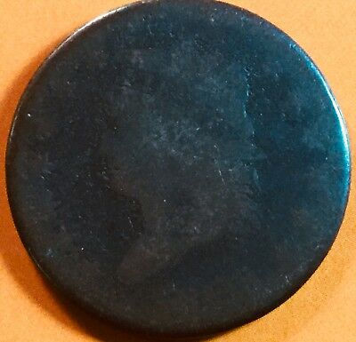 1808 Classic Head Large One Cent Coin !