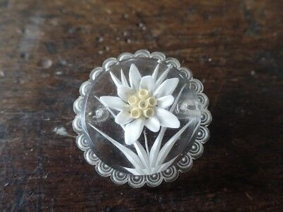 Broche Vintage Lucite  # 6 Vintage French Brooch