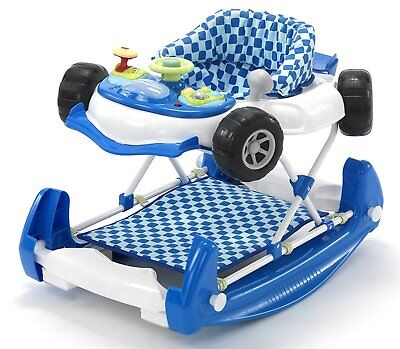 My Child Car Walker Blue for Baby + Young Children