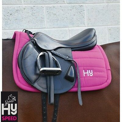 HySPEED Reversible Comfort Pad – Extra thick – FUSHSIA – ONE SIZE **FREE P&P**