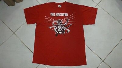 The Haunted Official Tour Shirt 2005 In Flames Death Metal Thrash At The Gates