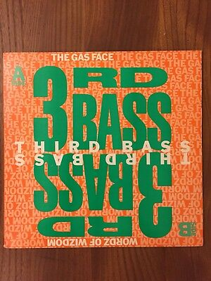 Third Bass - The Gas Face 12""