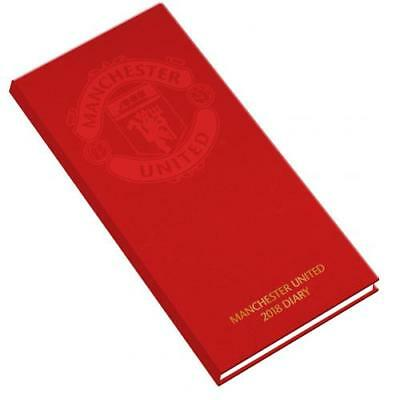 Manchester United F.C. Pocket Diary 2018