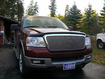 2005 Ford F-150 king ranch 2005 ford f-150 super crew 4x4
