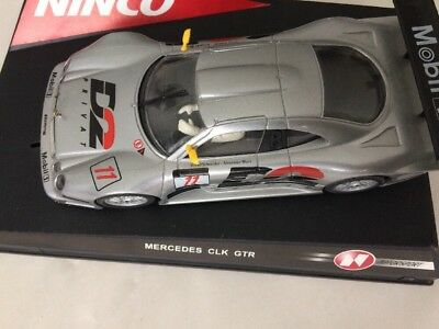 Ninco 50168 - Mercedes CLK D2, Warsteiner No.11 - Boxed. (Slot Car)