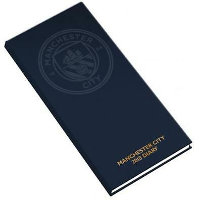 Manchester City F.C. Pocket Diary 2018