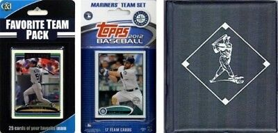 (Seattle Mariners) - C & I Collectables 2012MARINERSTSC MLB Seattle Mariners