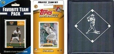 (Pittsburgh Pirates) - C & I Collectables 2012PIRATESTSC MLB Pittsburgh